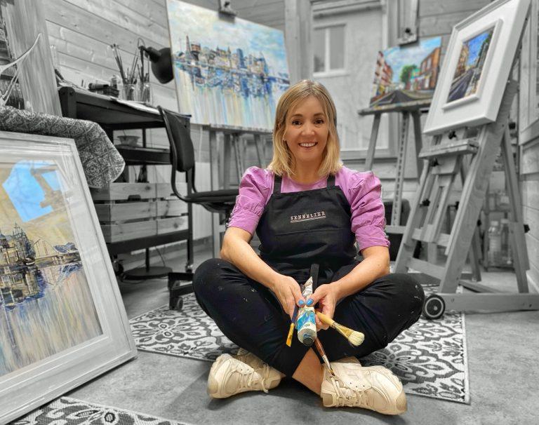 jo lawless artist sells original art online