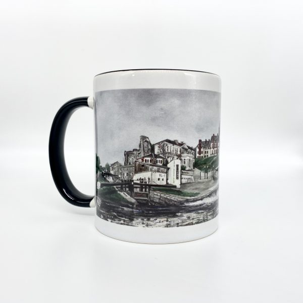 Lucan Mug - Black Edition