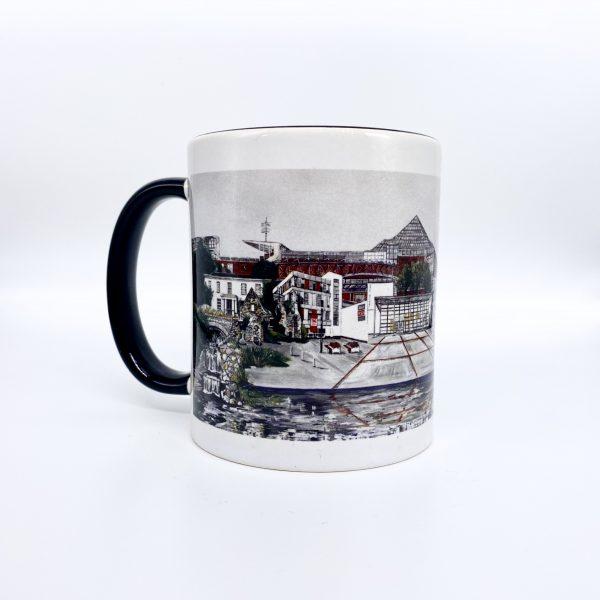 Tallaght Mug - Black Edition